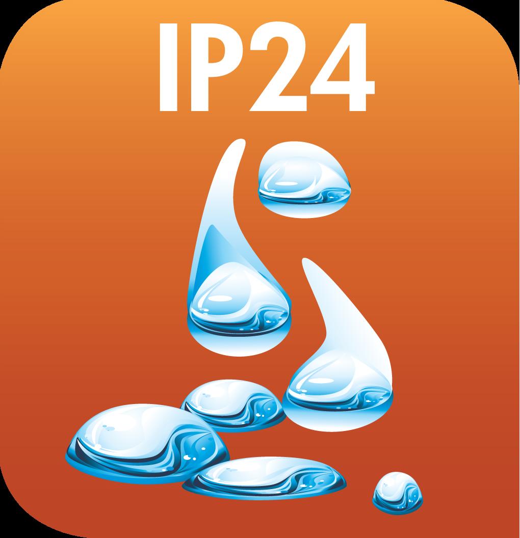 Protectie IP 24