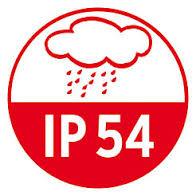 Protectie IP 54