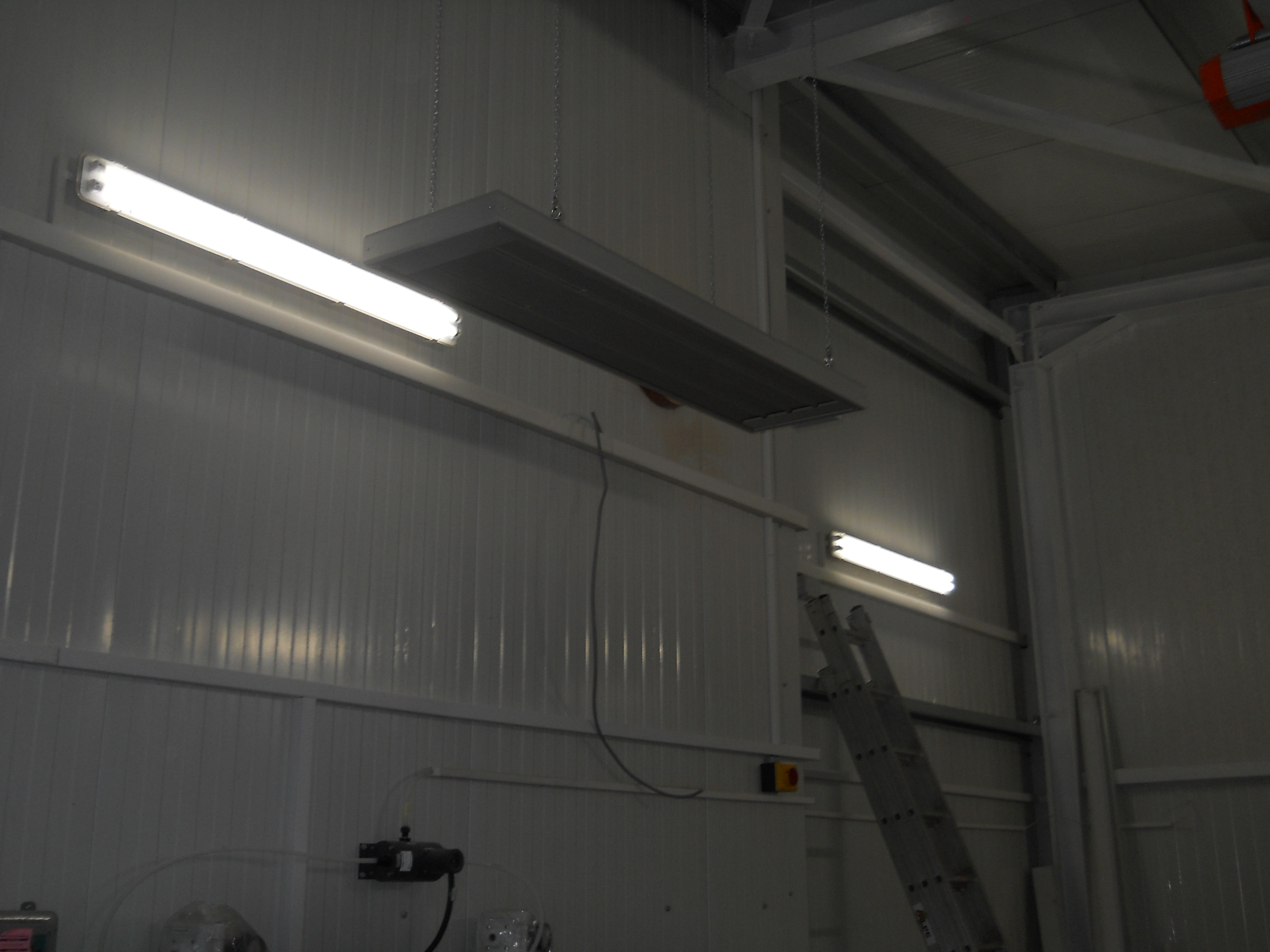 Panou Industrial Radialight Thermo HT39
