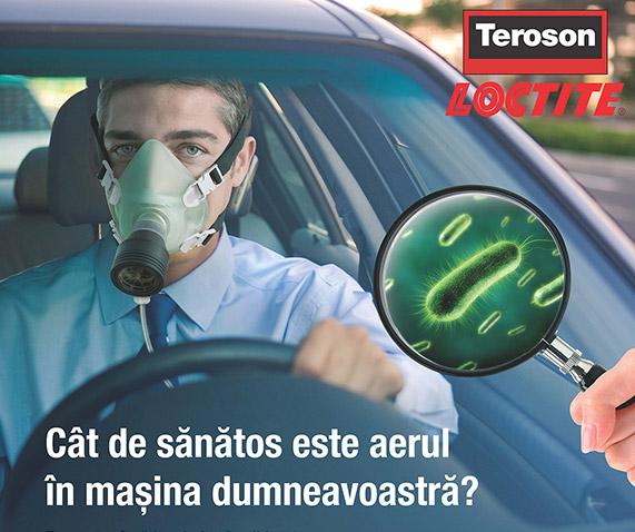 Igienizare AER CONDITIONAT AUTO MURES