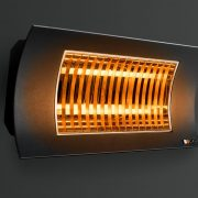 Radialight Oasi negru mat