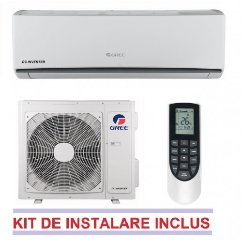 Aer conditionat tip split inverter 9000 BTU GREE Lomo A1- GWH09QB-K3DNA1C
