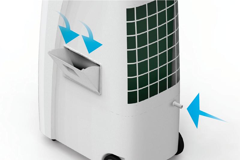 AER PRO – Racitor de aer pentru uz comercial si zone deschise