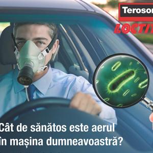 Igienizare clima auto